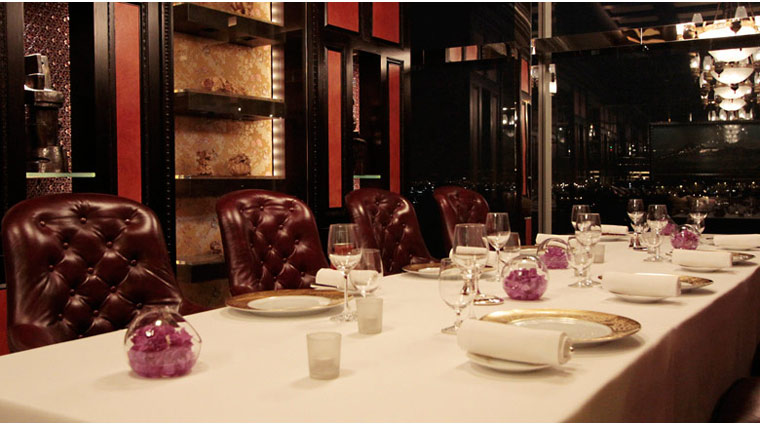 Caprice Private Dining Room