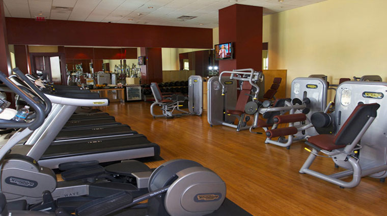 Mandarin Oriental Miami Fitness Center