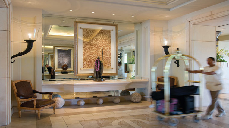 Four Seasons Resort Maui at Wailea Lobby