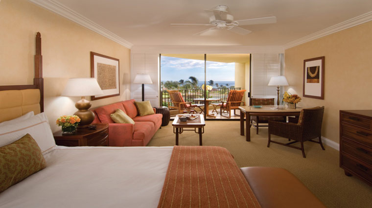 Four Seasons Resort Maui at Wailea Guestbed