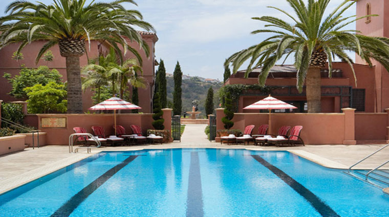 The Spa at Fairmont Grand Del Mar Relaxation Pool