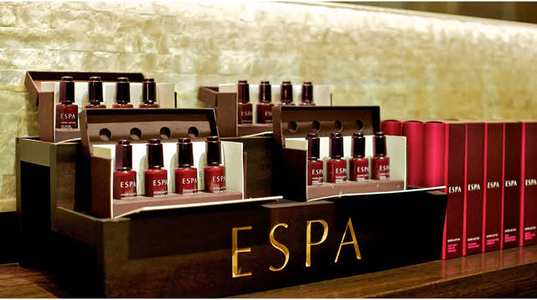 Acqualina Spa by ESPA Spa Products