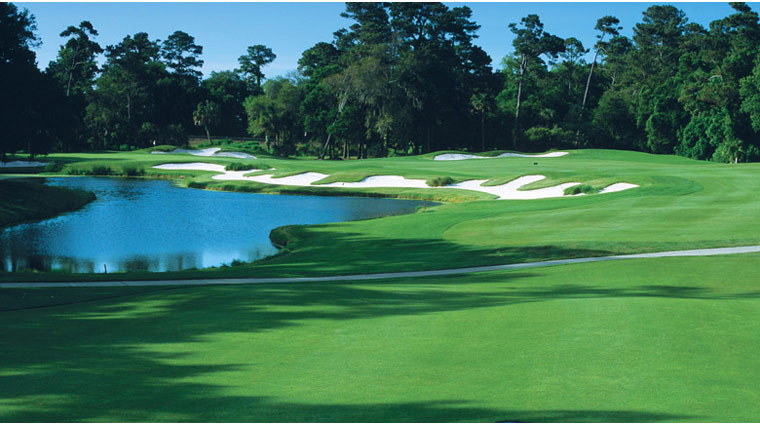 The Sanctuary at Kiawah Island Cougar Point Golf Course