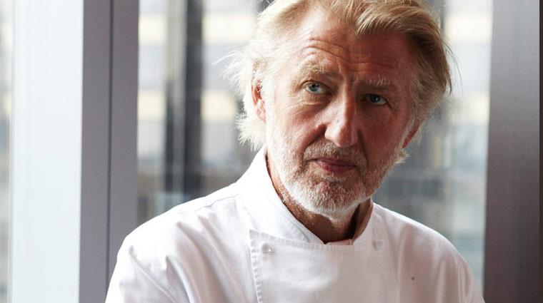 Twist by Pierre Gagnaire Chef Pierre Gagnaire