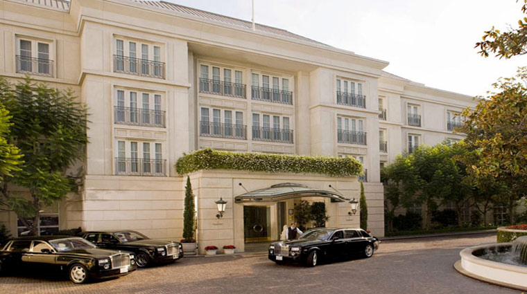 The Peninsula Hotel Beverly Hills