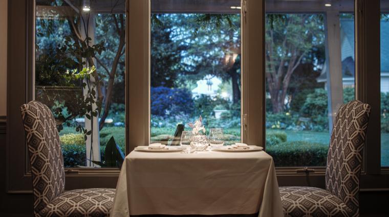 The Fearrington House Restaurant Dining Room