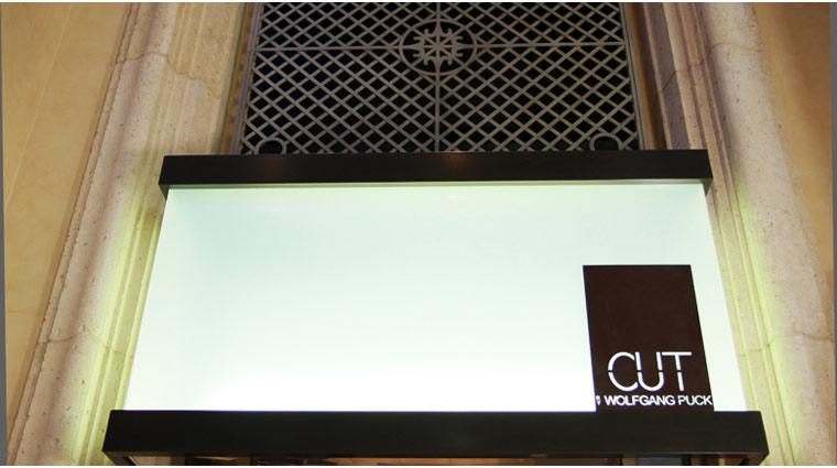 CUT Signage
