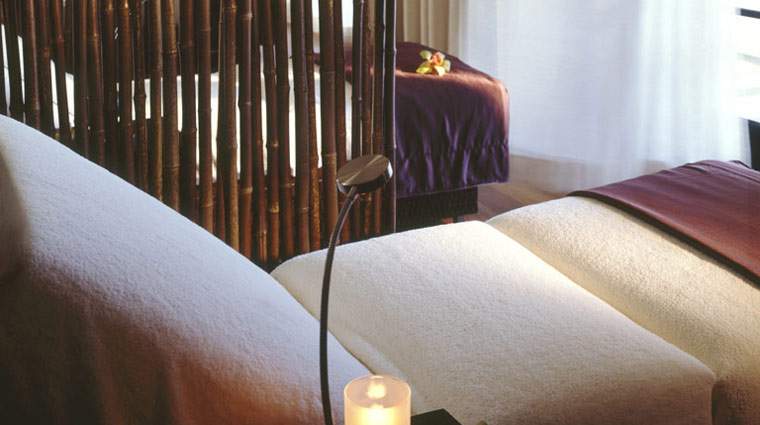 Acqualina Spa by ESPA Relaxation Room
