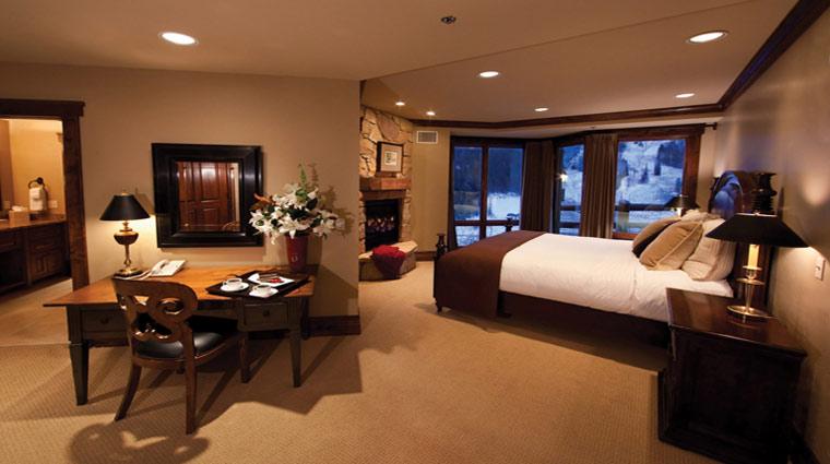 Stein Eriksen Lodge Luxury Bedroom