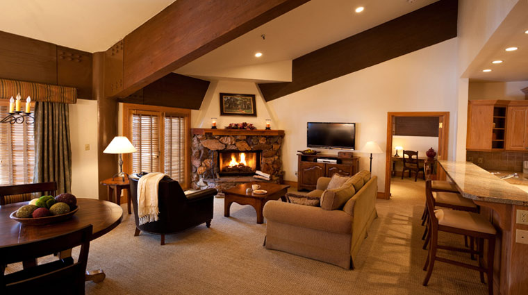 Stein Eriksen Lodge One Bedroom Luxury Suite