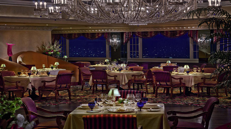 What Is The Interior Design Of Penrose Room Colorado Springs Restaurants Forbes Travel Guide