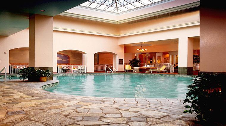 Spa at the Broadmoor Pool