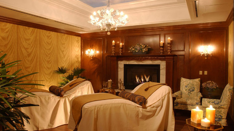 Spa at the Broadmoor Treatment Room