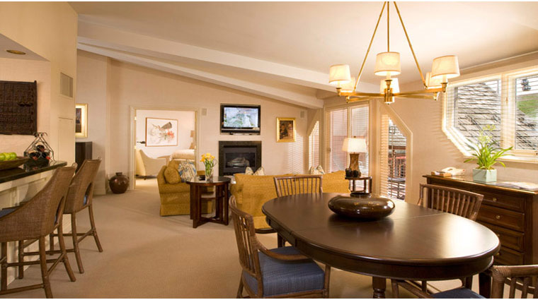 The Little Nell Executive Suite